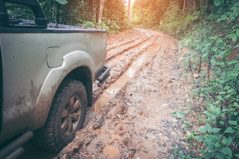 4WD Repair in North Carolina