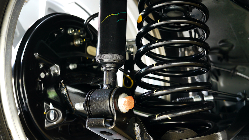 Steering & Suspension Repair in North Carolina